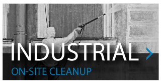 Industrial On-Site Cleanup